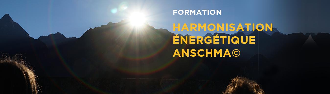 FORMATION : HARMONISATION ÉNERGÉTIQUE